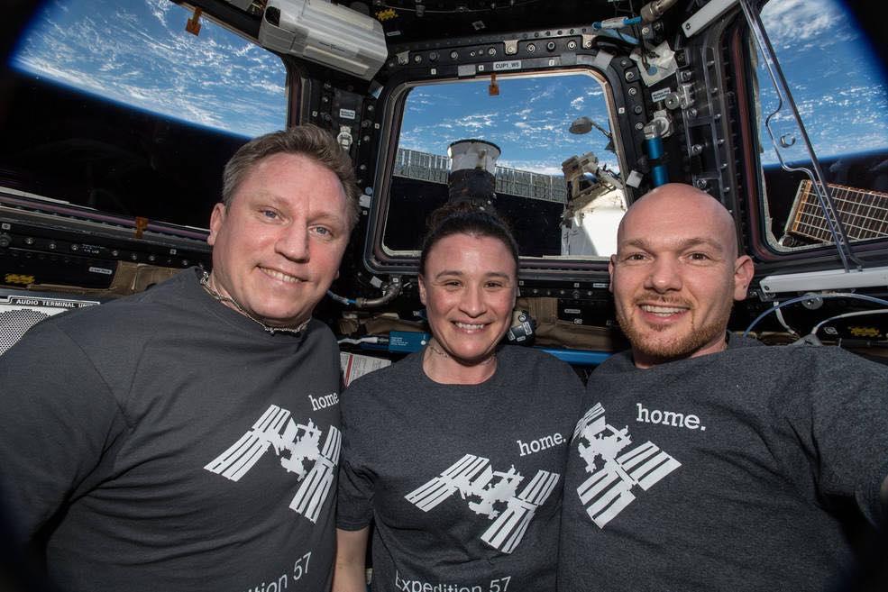 Live Coverage Soyuz Crew Lands In Kazakhstan Spaceflight Now