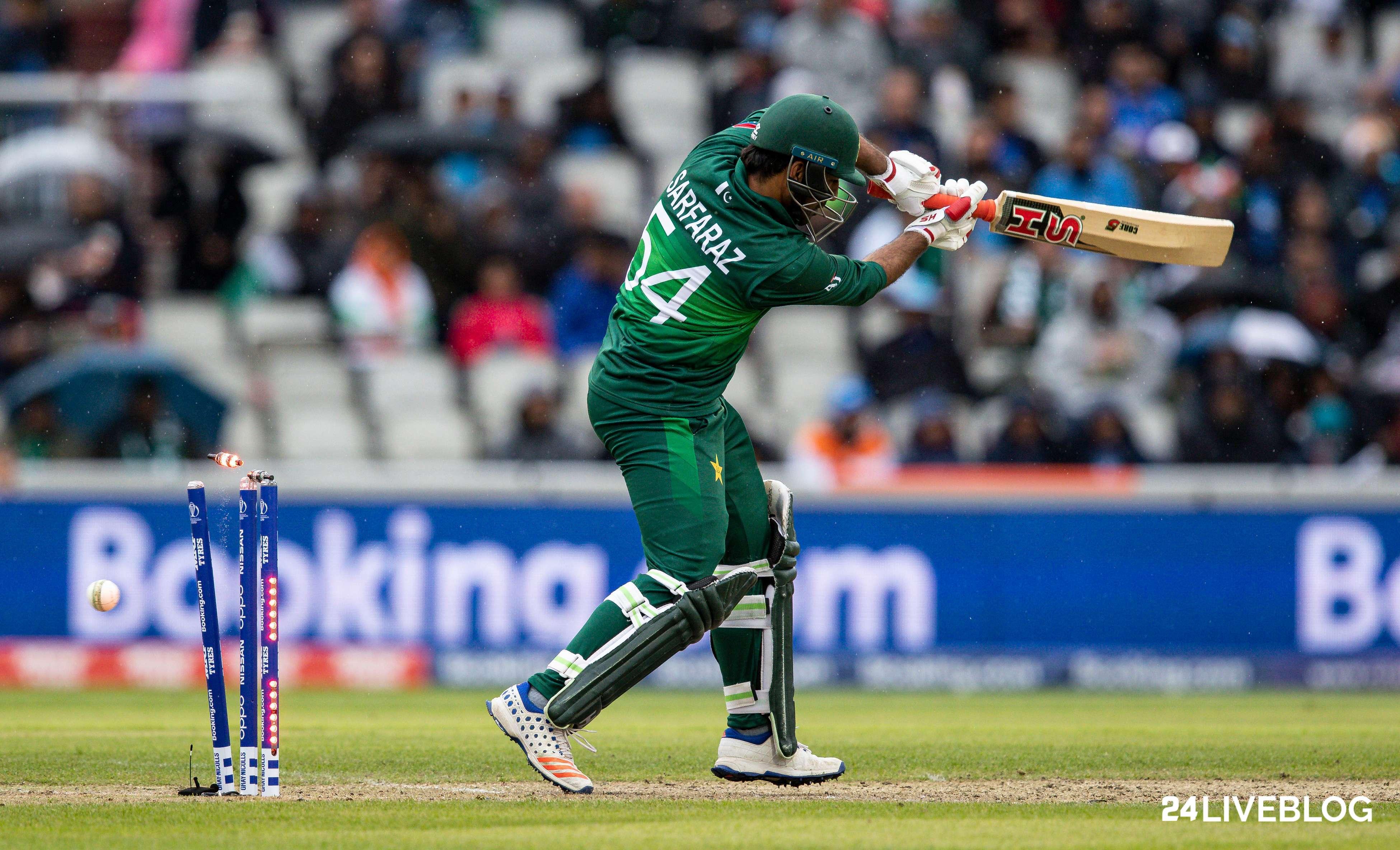 Live Report - India v Pakistan | ESPNcricinfo com