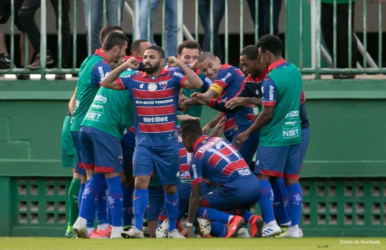 Resultado de imagem para Fortaleza arranca empate com o Galo no Horto