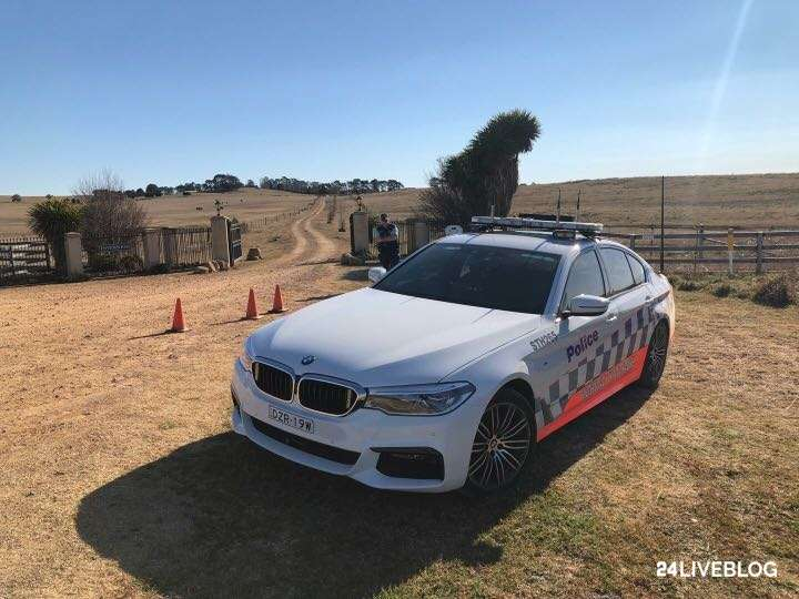 LIVE: NSW Fire and Rescue confirm one dead in aircraft