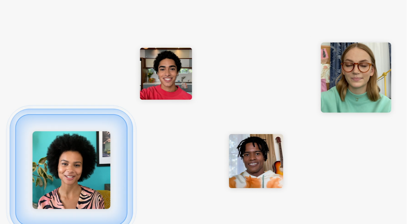 WWDC 2021: Apple обновила FaceTime в iOS 15 (20210607170828 446674)