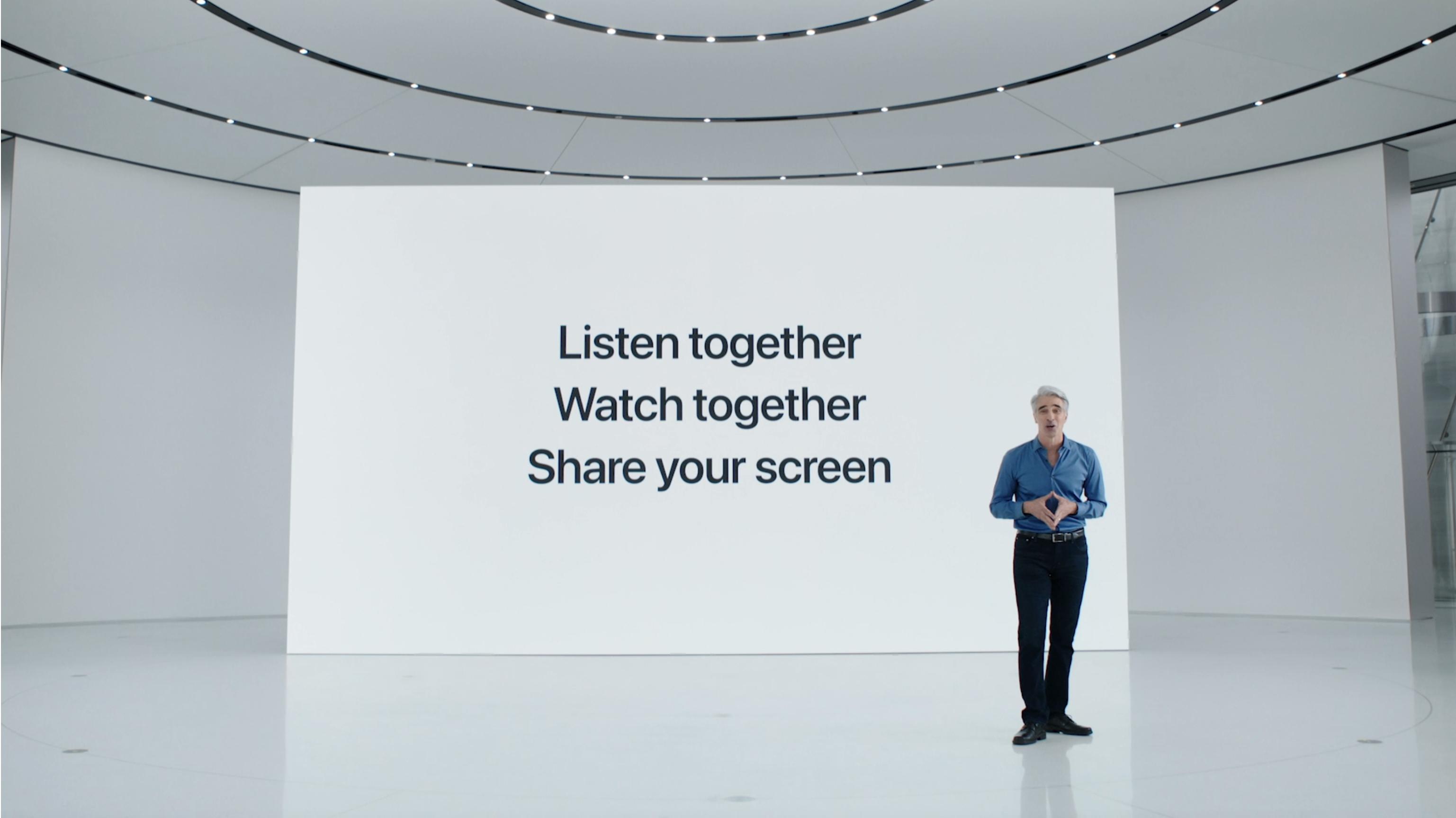 WWDC 2021: Apple обновила FaceTime в iOS 15 (20210607171156 270981)