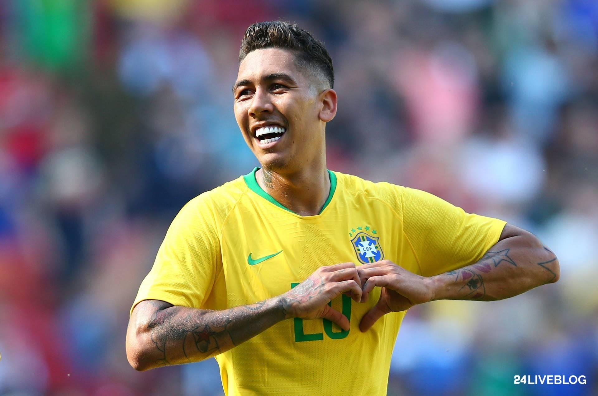 LIVE World Cup warm-up: Brazil vs  Croatia